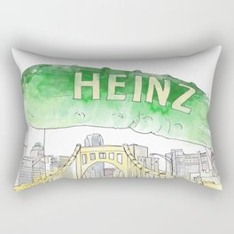 Picklesburgh Rectangular Pillow