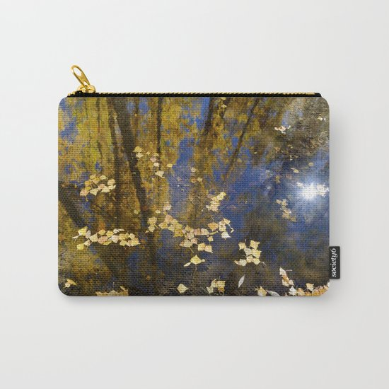 """""""Wild water.... Dream forest..."""" Carry-All Pouch"""