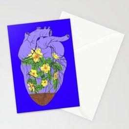 Heart Terrarium Stationery Cards