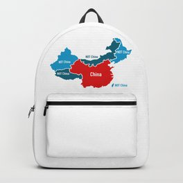 Actually Not China Backpack