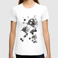 kitten T-shirts featuring KITTEN  by TOO MANY GRAPHIX