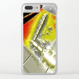Photon Beam Clear iPhone Case