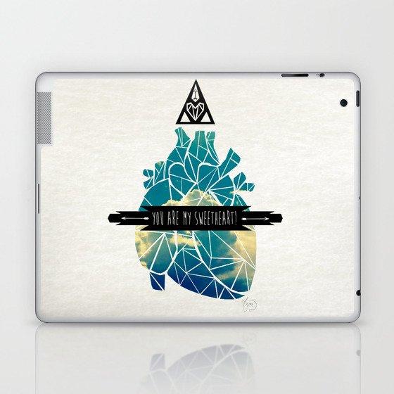 my sweetheart Laptop & iPad Skin