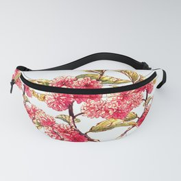 Apple Blossoms Fanny Pack