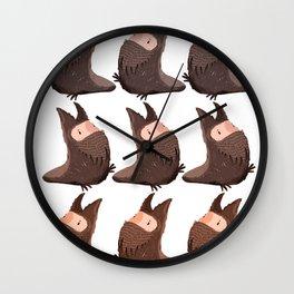 toto Wall Clock