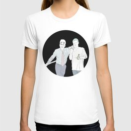 Yung Lean & Charlie Sheen T-shirt