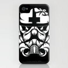 Satanic Trooper iPhone (4, 4s) Slim Case