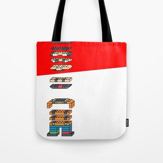 LEGO MAN  Tote Bag