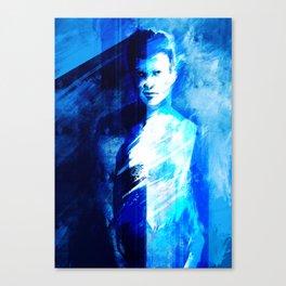 Contempt Canvas Print