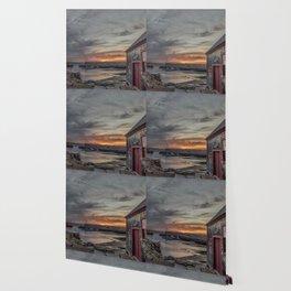Lanes cove Sunset 5-5-18 Wallpaper