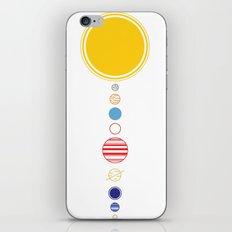 Planets iPhone & iPod Skin