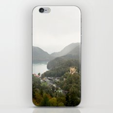 Hohenschwangau iPhone & iPod Skin