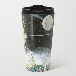 Exploration: The Sun Travel Mug