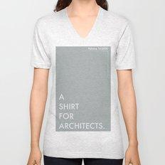 BDFD - Architects Unisex V-Neck