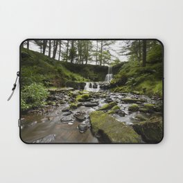 Blaen-y-glyn Waterfall 3 Laptop Sleeve
