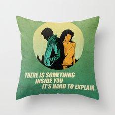 Inside you Throw Pillow