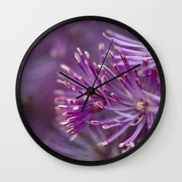 Dreamy Florals - JUSTART © Wall Clock