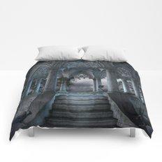 Gothic Mausoleum Comforters