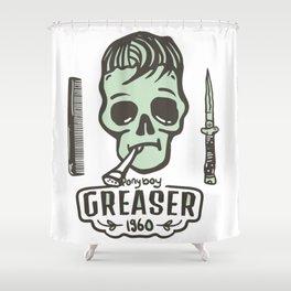 1960 Shower Curtain