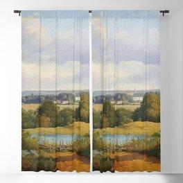 Anton Eduard Kieldrup - Untitled Blackout Curtain