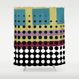 edging Shower Curtain