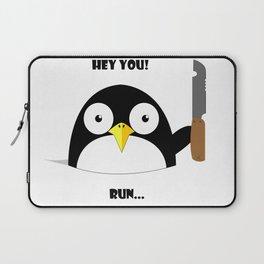 Hey_You_Run Laptop Sleeve