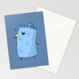 Singing In The Shower? Stationery Cards