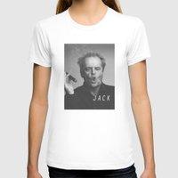 jack nicholson T-shirts featuring Jack / Nicholson by Earl of Grey