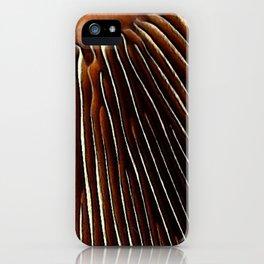 Mushroom grills iPhone Case