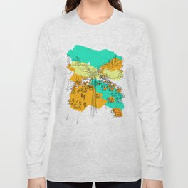 big city Long Sleeve T-shirt