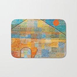 Paul Klee Ad Parnassum Bath Mat