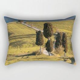 Postcard from Italy Rectangular Pillow