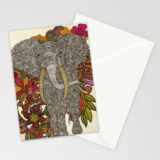 Walking in paradise Stationery Cards