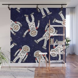 Astro Sloth Wall Mural