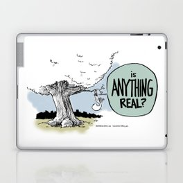 Is ANYTHING real? Laptop & iPad Skin