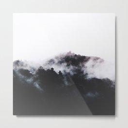 Scandinavian Forest Metal Print