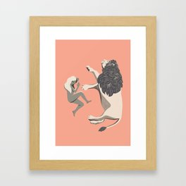 Prisoners Framed Art Print