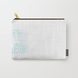 Rad Ghost Carry-All Pouch
