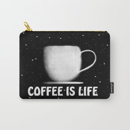 Coffee Stars Carry-All Pouch
