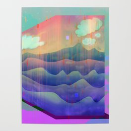 Sea of Clouds for Dreamers Poster