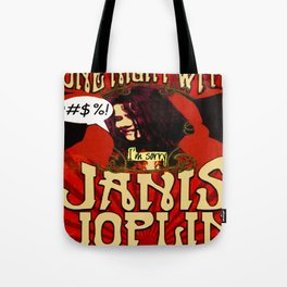 would be the secret of the happiness of Jane's sound Tote Bag