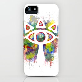 Sheikah iPhone Case