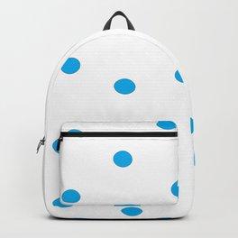 Blue granules  Backpack