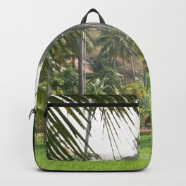 Exotic Palm Trees Backpack