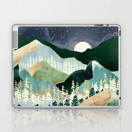 Spring Night Vista Laptop & iPad Skin