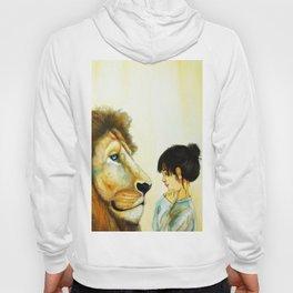 Le lion Hoody