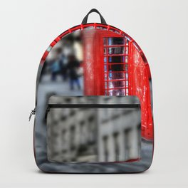 phone booth Backpack