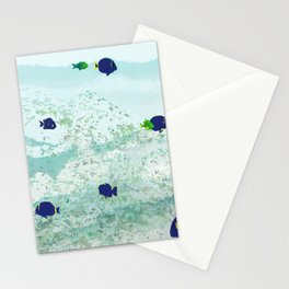 Napali Reef Stationery Cards