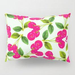 Cherry Picking #society6 #decor #buyart Pillow Sham