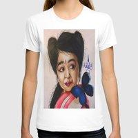 ahs T-shirts featuring Ma Petite-AHS by MELCHOMM